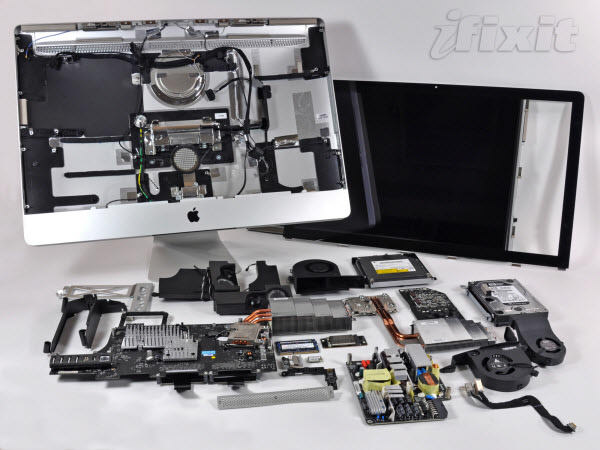 apple imac 27: after