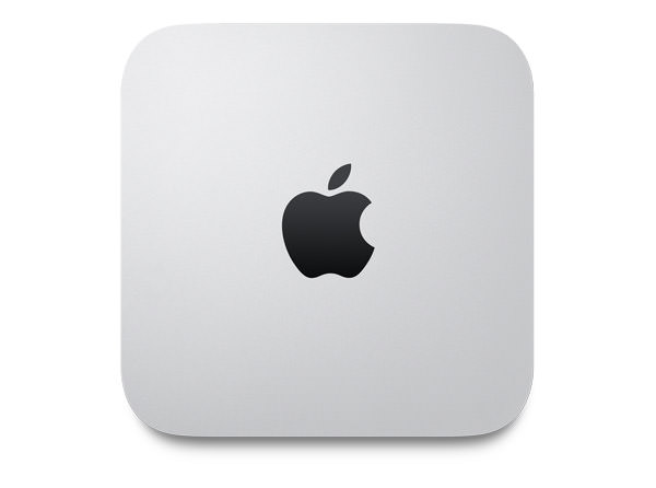 apple mac mini: before