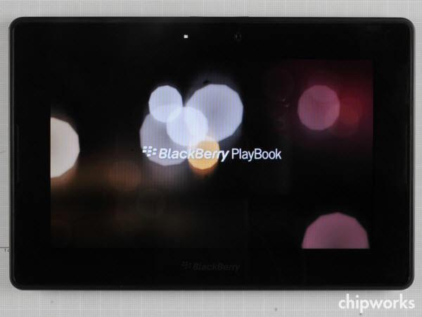 blackberry playbook: before