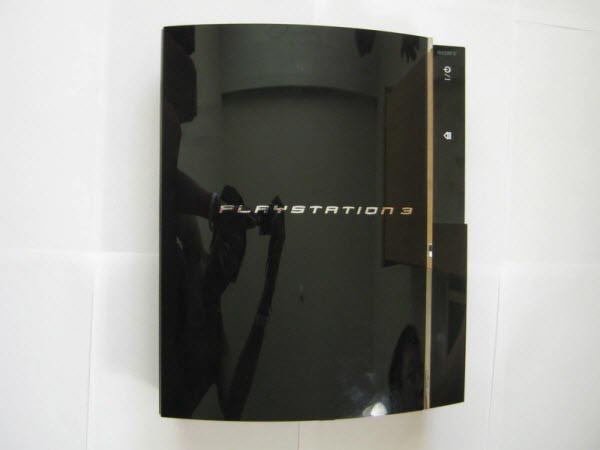 sony playstation 3 fat: before