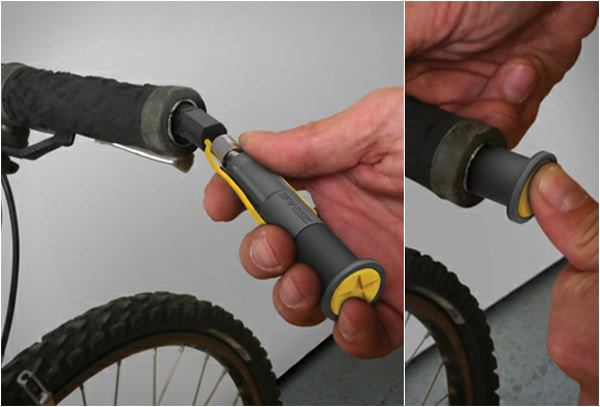 Multi-tool Handlebar Kit