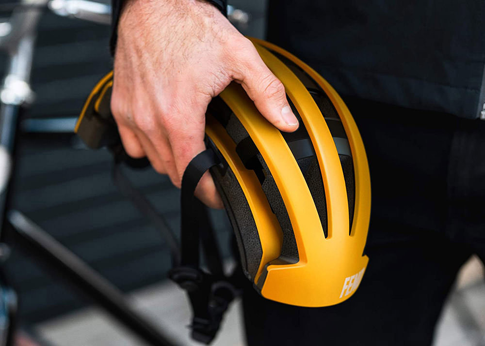 FEND Folding Bicycle Helmet