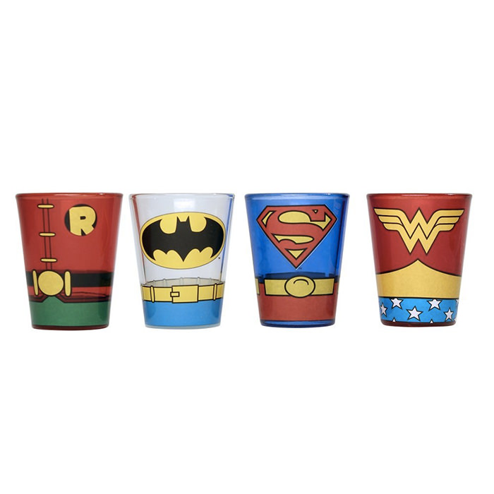 superhero-shots