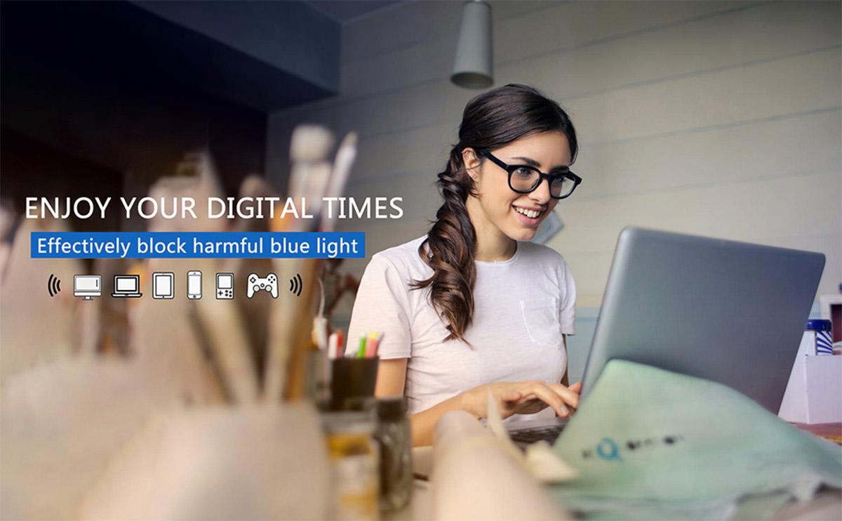 Blue Light Reduction Glasses