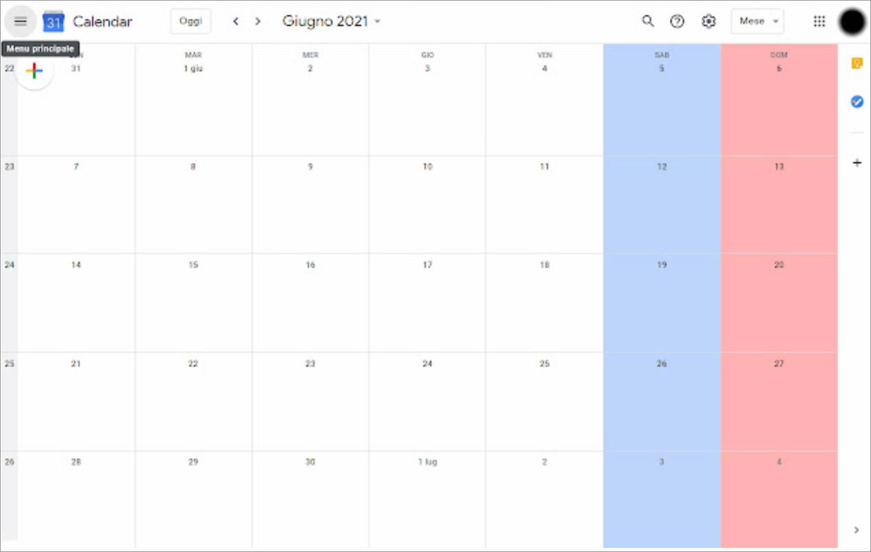 Google Calendar Weekend Highlighter