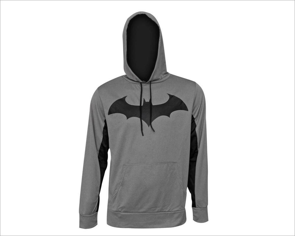 Batman hush symbol hoodie