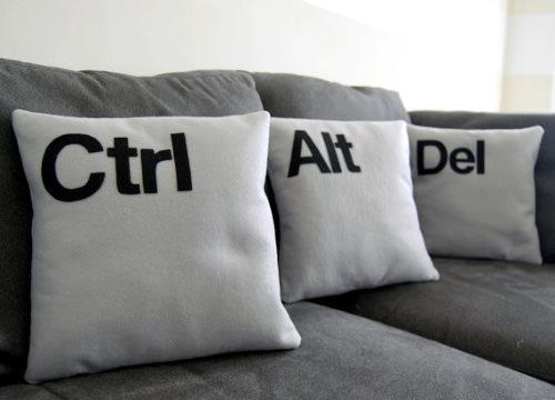 geek pillows