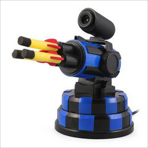 USB Webcam Rocket Launcher