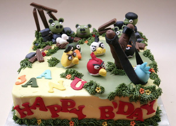 40 Geeky Cakes to Max Up Your Birthdays Geekiness Hongkiat