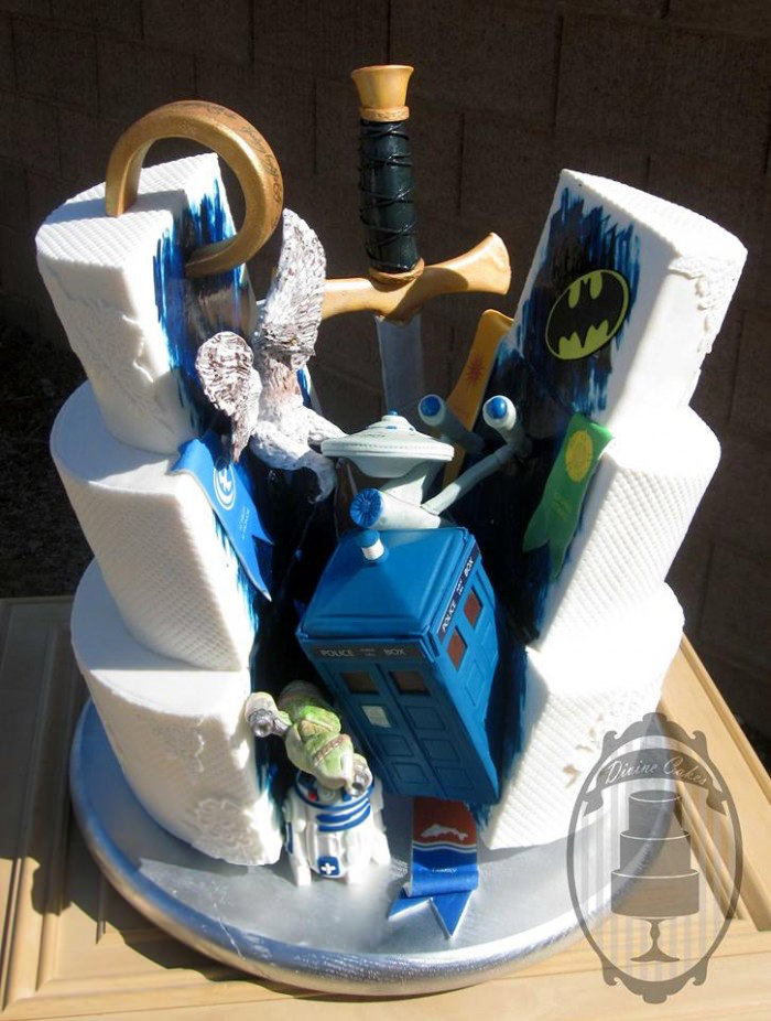 45 Creative Wedding Cake Designs You Dont See Often Hongkiat