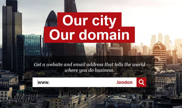 Dot London Domains