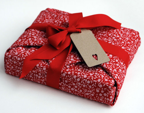 Luxury Reusable Fabric Gift Wrap