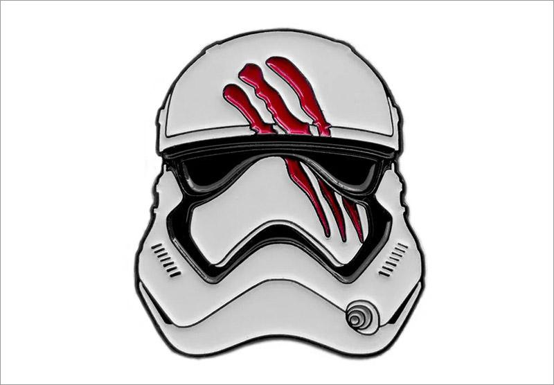 Star Wars Helmet Pin