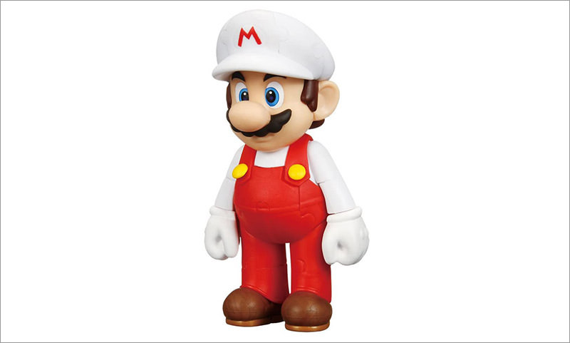 Fire Mario Kumkum 3D Jigsaw Puzzle Figure
