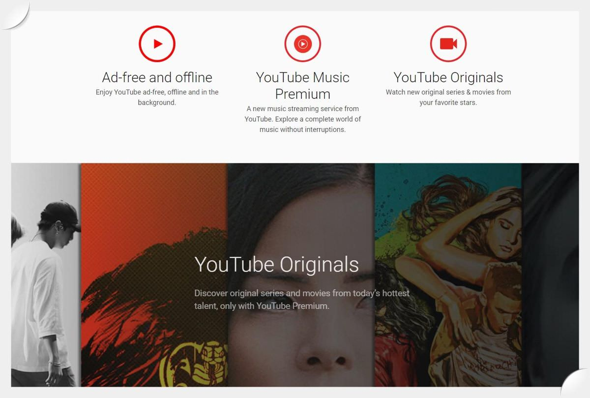 YouTube Premium gets you ad-free YouTube