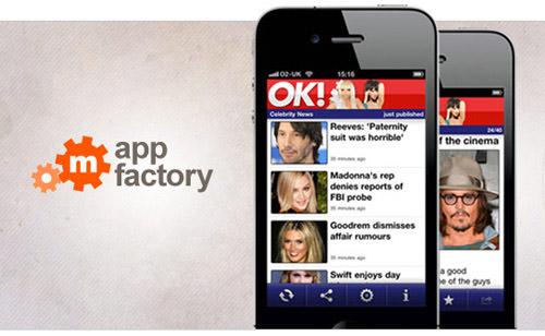 app factory