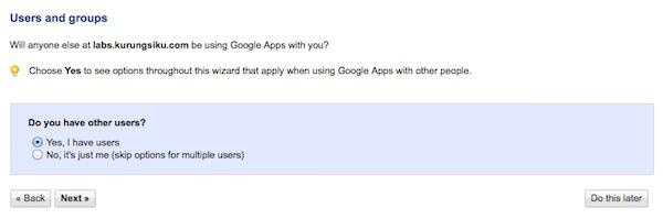 app wizard