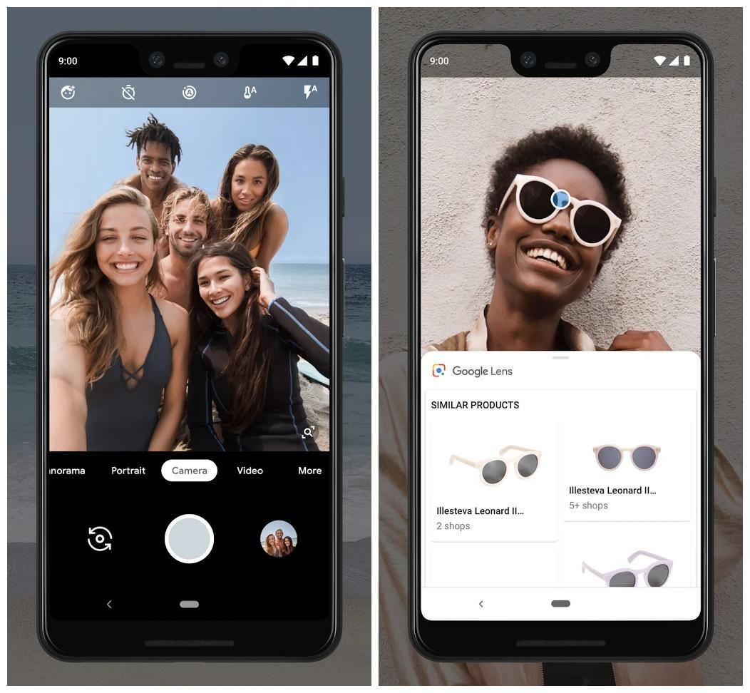 Google Pixel 3 runs Google Assistant