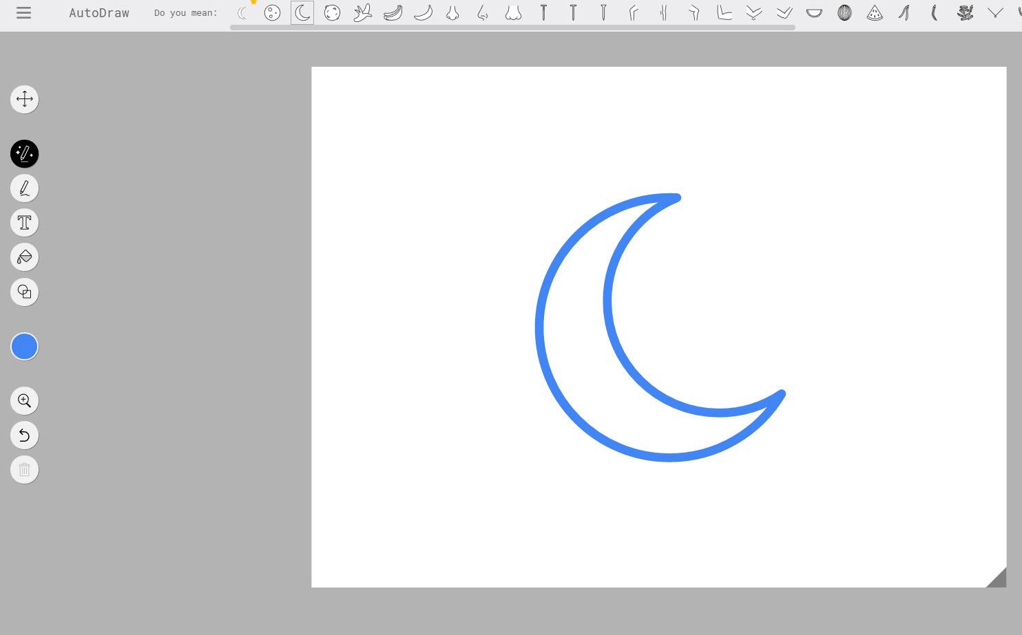 google crescent