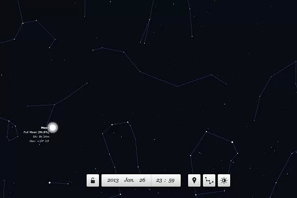 Planetarium - Chrome App