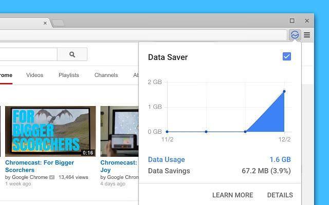 Save data usage using Data Saver by Google