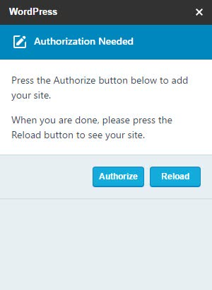 need authorization