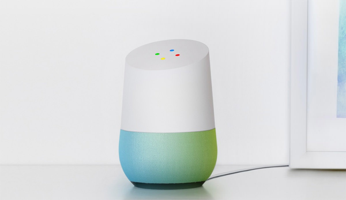 google home maker