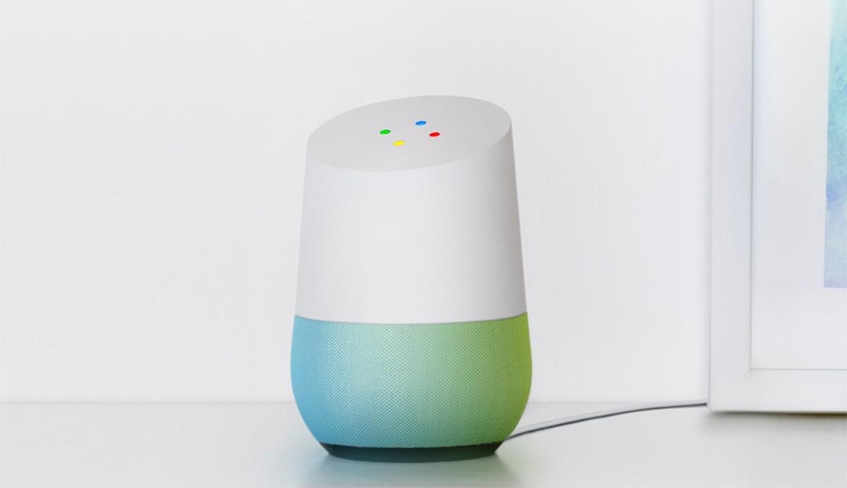 google home maker