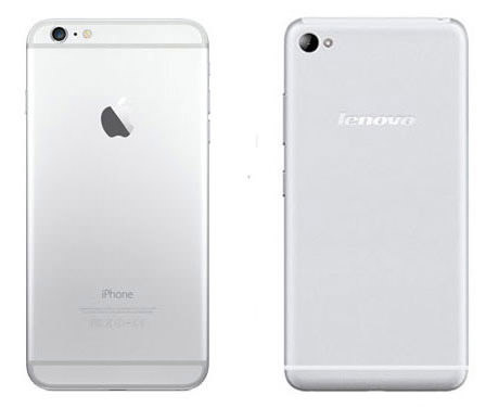 iphone lenovo
