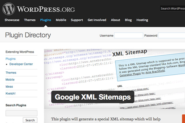 wordpress xml sitemaps plugin open source
