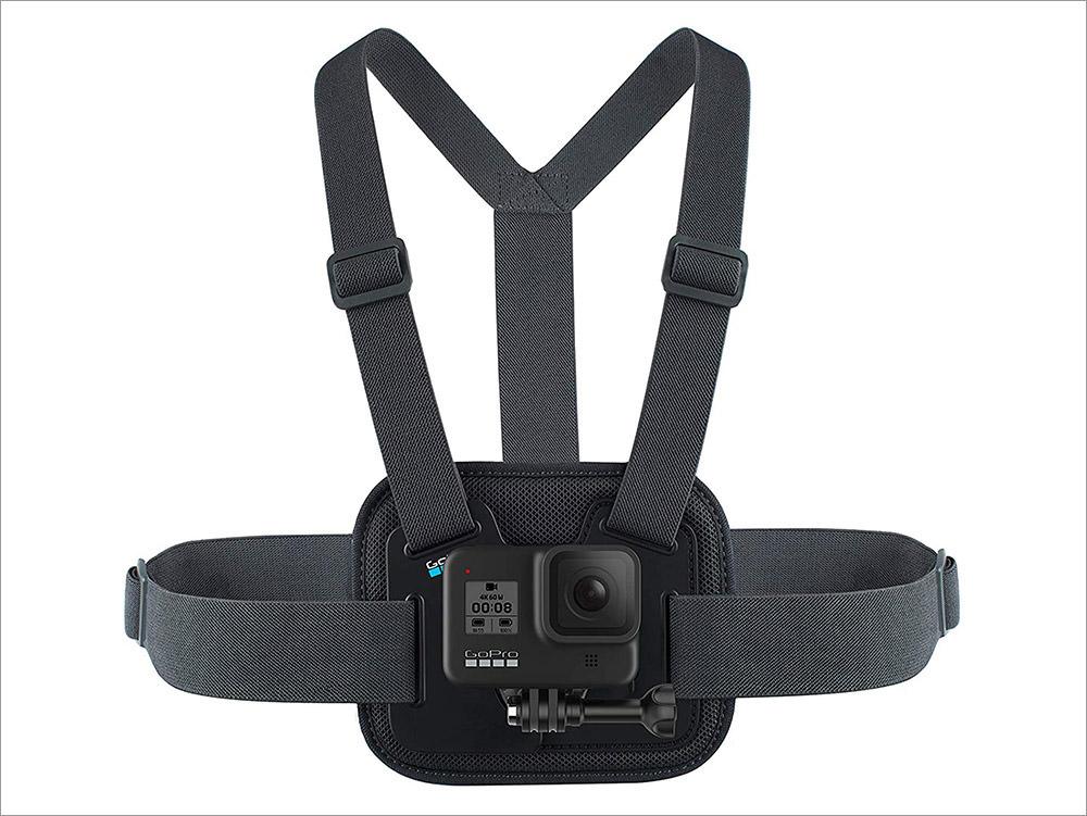 Сундук с креплением GoPro