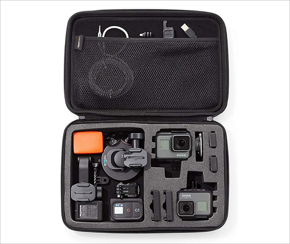 Large Carrying Case for GoPro