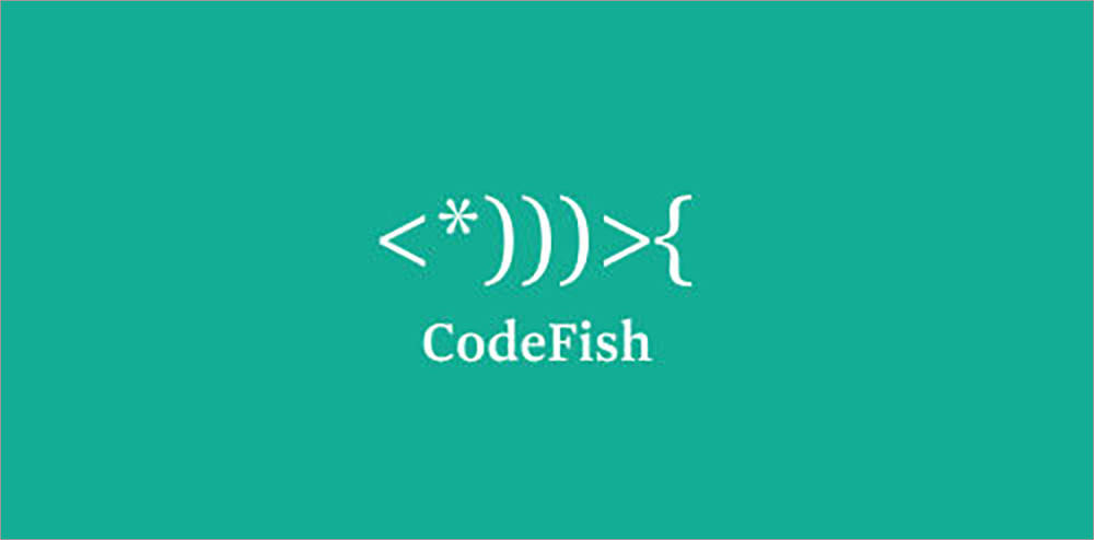 Code Fish Logo