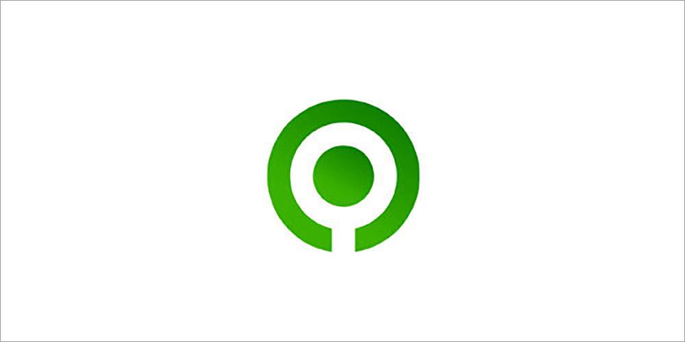 creative green-color logo