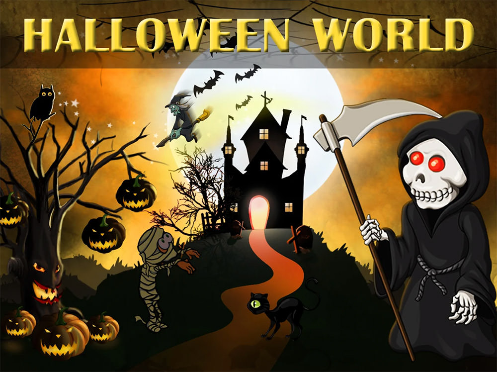 Halloween-World