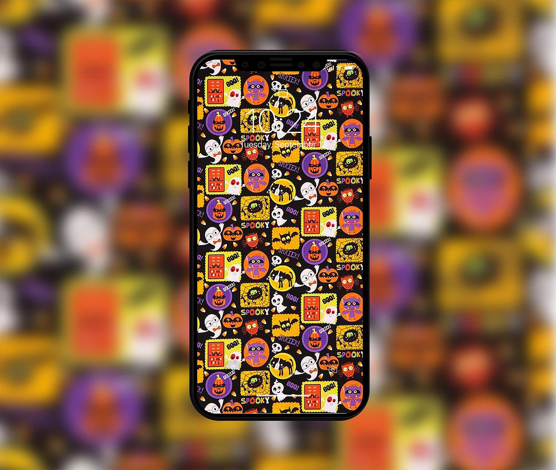 halloween mobile wallpapers