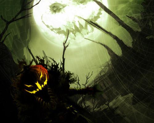 Guildwars halloween