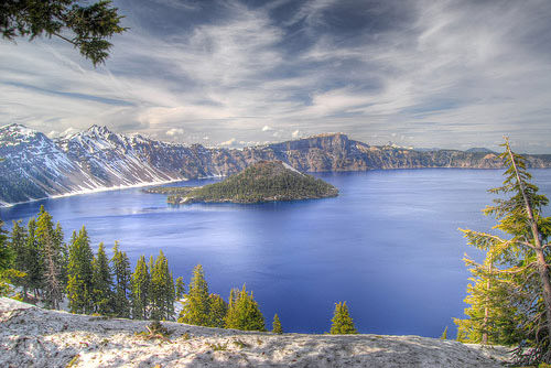Crater Lake HDR