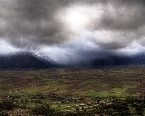 Feneos Valley HDR