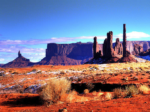 Monument Valley HDR 2