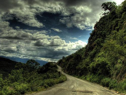 Sierra Juarez de Oaxaca (HDR)