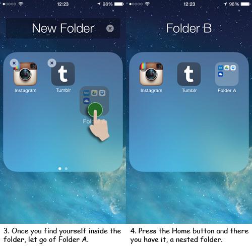 Nested Folder
