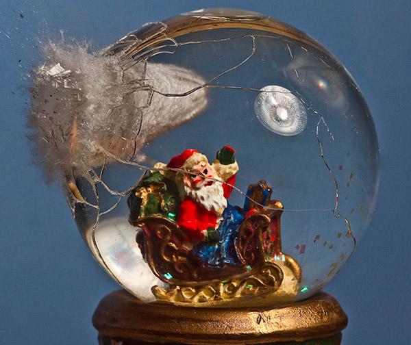 santa better watch out