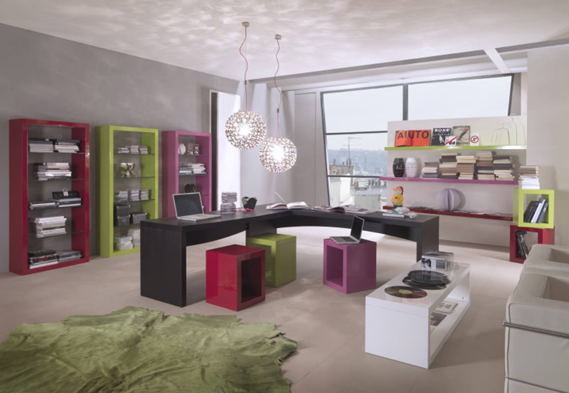 office area design. Mazzali Living And Office Area Design O
