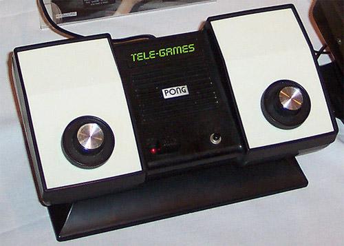 Atari Sears Tele-Games Pong System