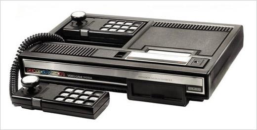 Coleco-vision-console