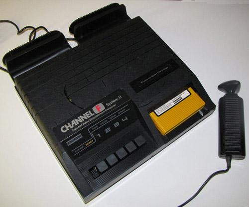 FairchildChannelF-game-console