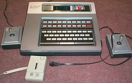 Odyssey2Sys-game-console