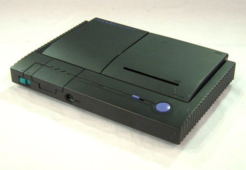 PC_Engine_Duo-game-console