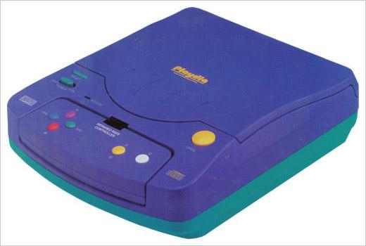 Playdia-game-console
